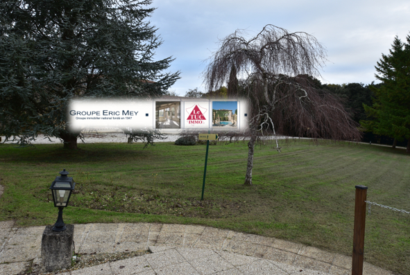 Terrain Cognac 1700 m2