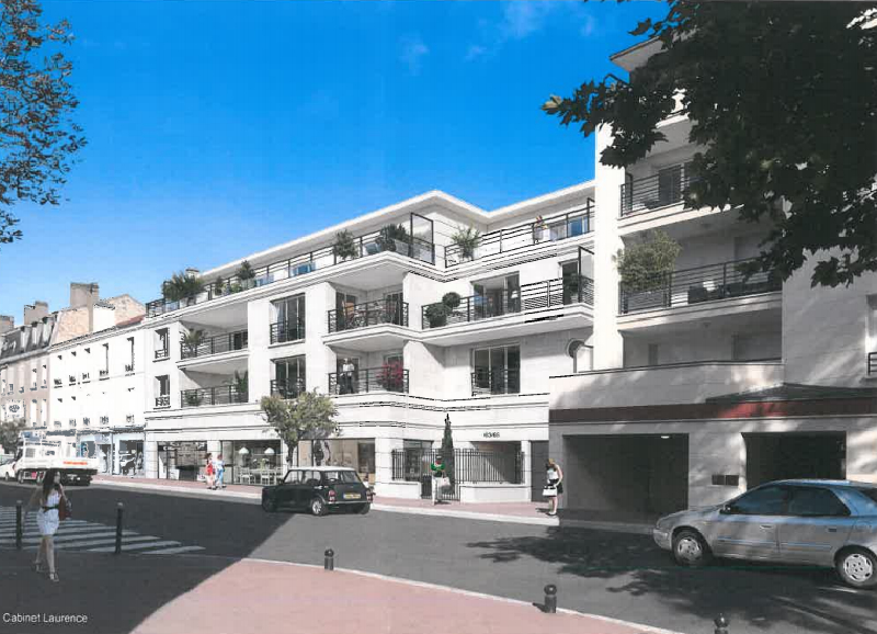 APPARTEMENT SAINT MAUR ADAMVILLE