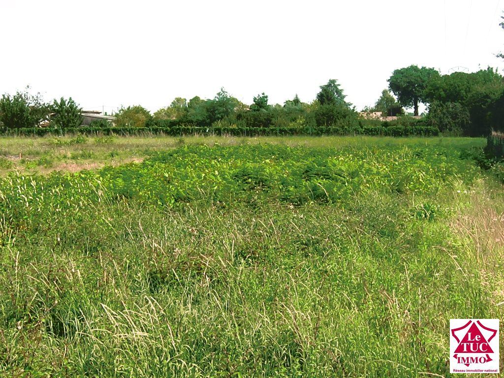 Terrain à batir viabilisé 1 288 m²