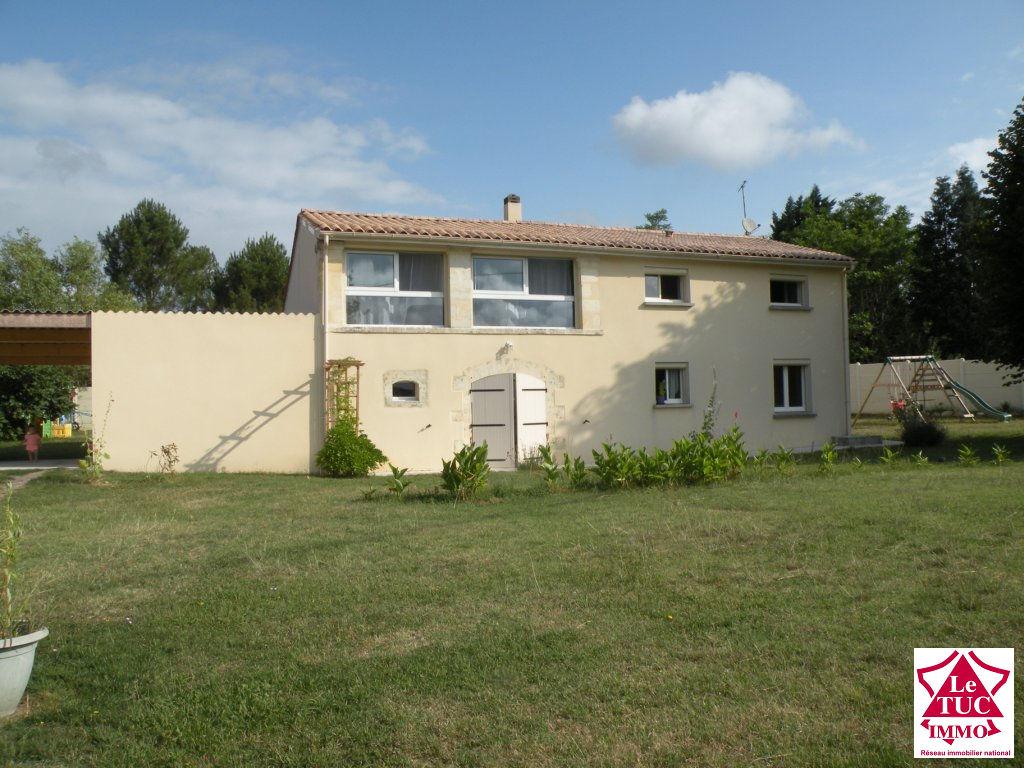 Entre REIGNACet MONTENDRE, Maison 160 m2 sur 1 800 m²