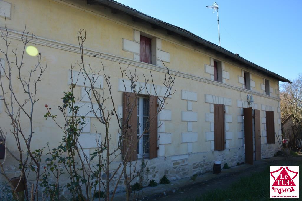 Maison Cartelegue 5 pièce(s) 80 m2