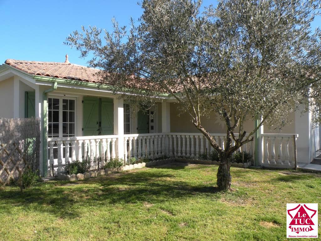REIGNAC Agréable maison plain pied 150 m² sur 1 350 m²