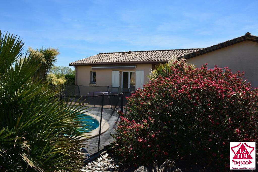 Maison Bayon Sur Gironde 4 pièce(s) 115 m2
