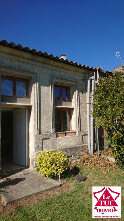 MARCILLAC Maison  3 pièce(s) 80 m2