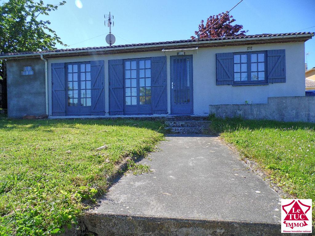 Maison Plassac 3 pièce(s) 82 m2
