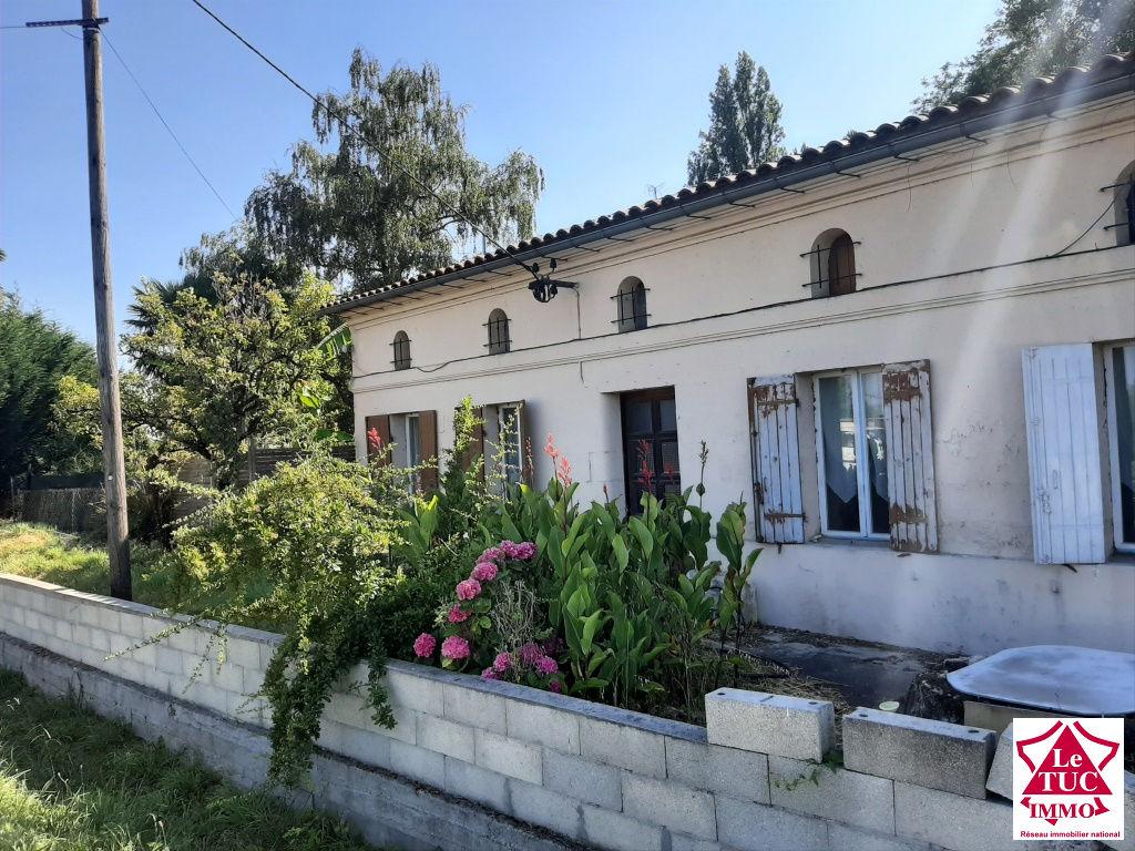 MAISON CAVIGNAC 145 m2 + DEPENDANCES sur 4 600 m²