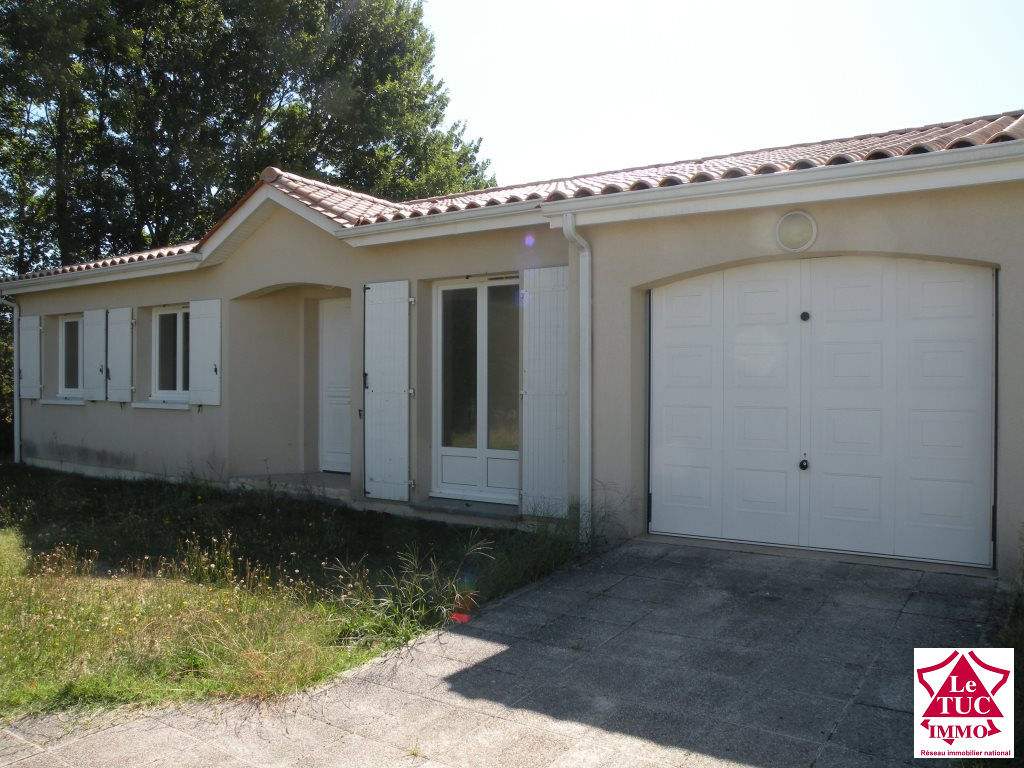 ETAULIERS  Maison 105 m² sur 835 m²