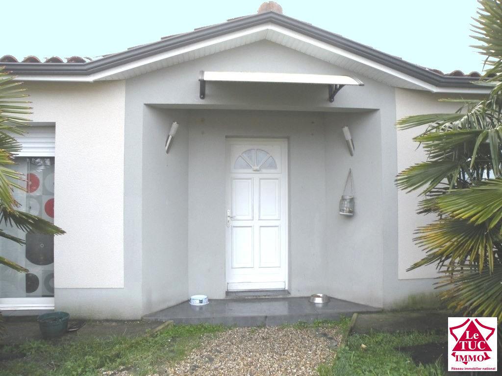 ST LAURENT D'ARCE maison 190 m² 5 chambres sur 1 016 m²