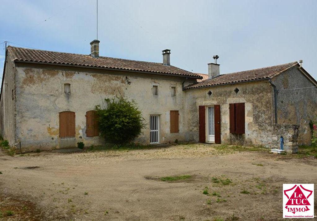 Maison Eyrans 6 pièce(s) 120 m2 sur Terrain 1 350 m²