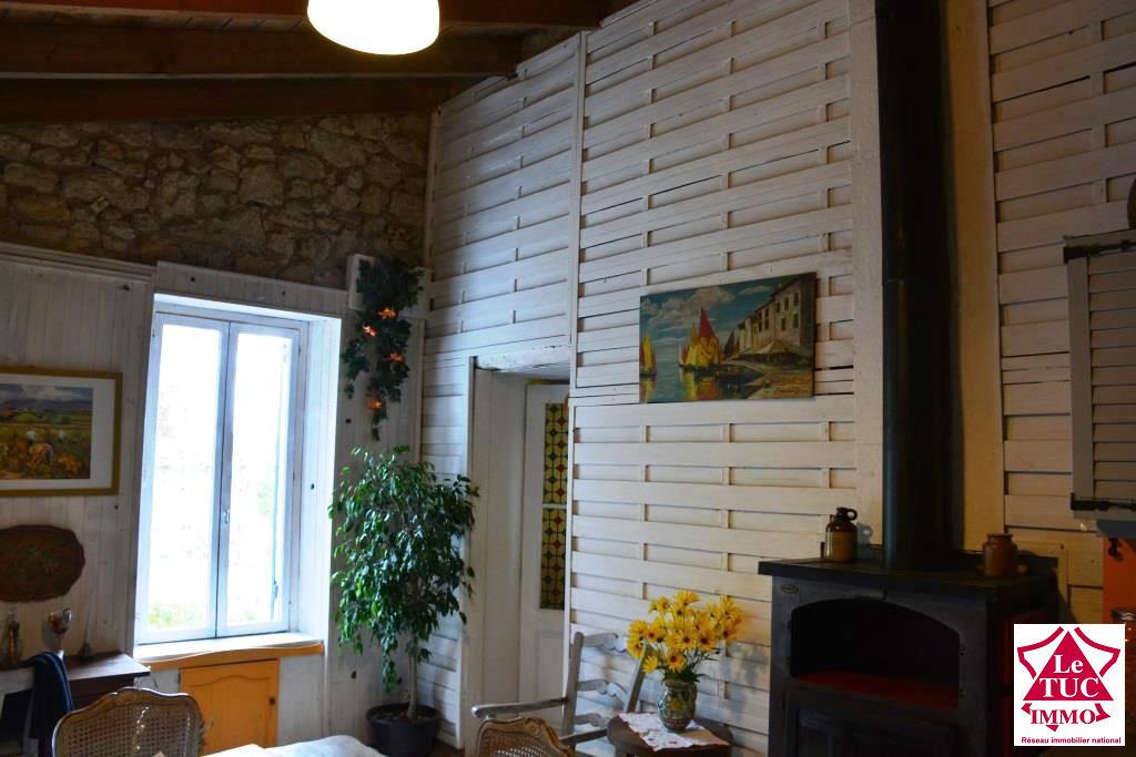 Maison Eyrans 3 pièce(s) 90 m2