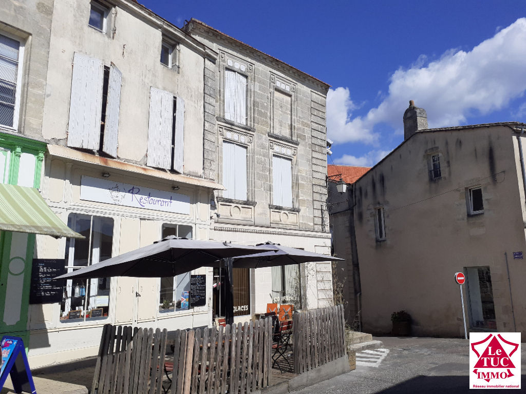 Fonds de commerce Restaurant Bourg sur Gironde