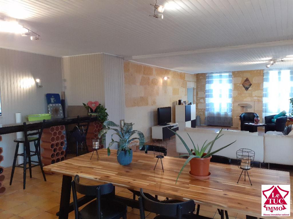 SAINT GERVAIS Maison familiale 4 chambres