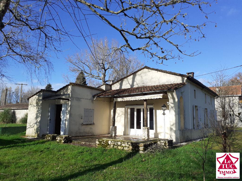Maison Saint Christoly De Blaye 3 Chambres