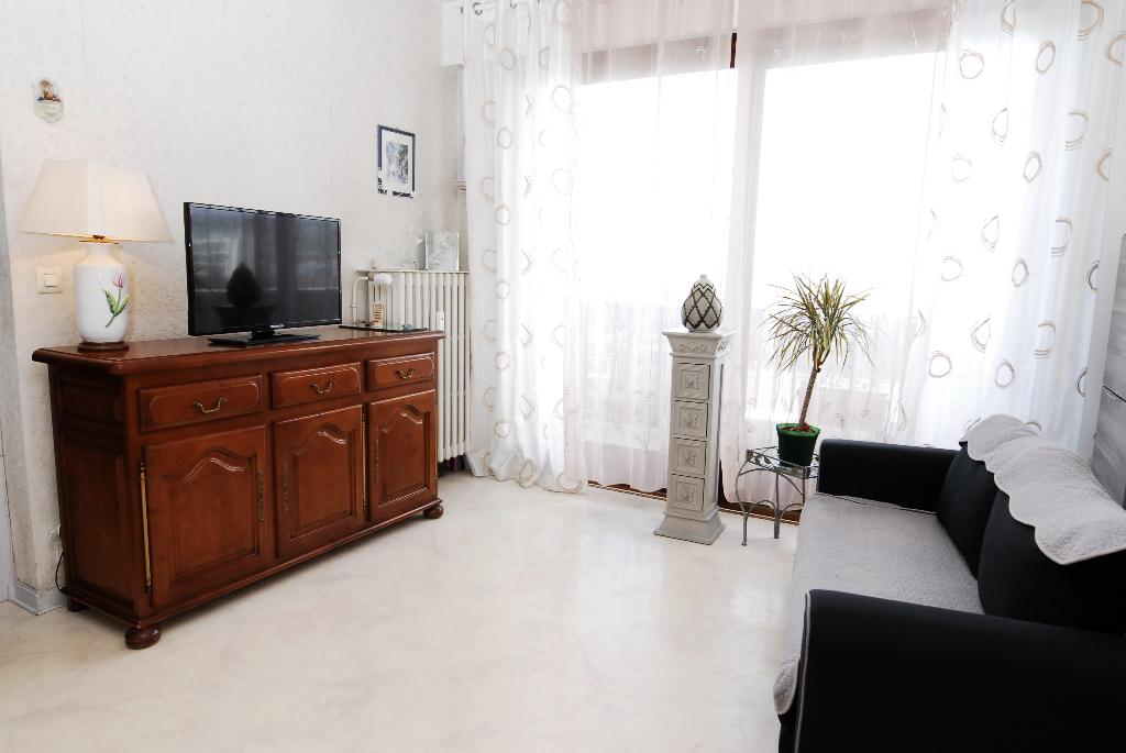 Appartement Thonon centre vue dégagée