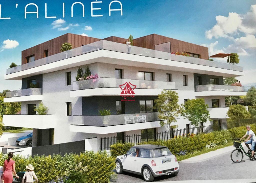 Appartement ATTIQUE Thonon Les Bains 4 pièce(s) 106.87 m2