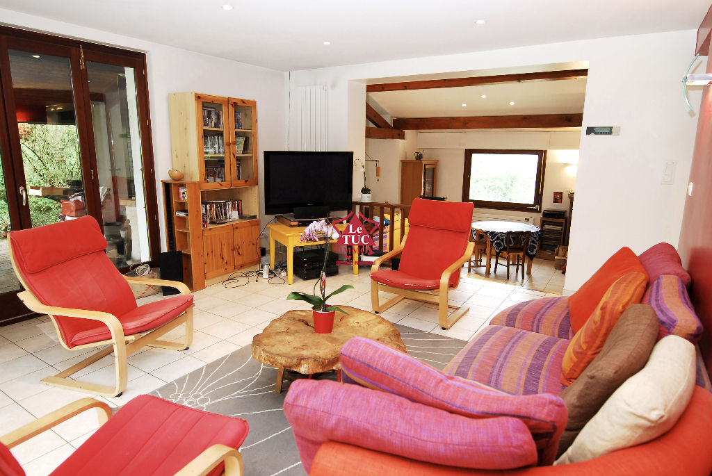 Maison Thonon Les Bains 170 m2, vue lac.