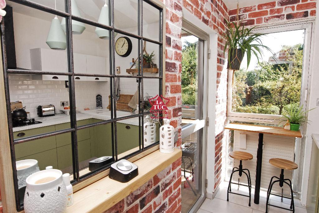 Appartement Thonon Les Bains 4 pièce(s) 78.36 m2