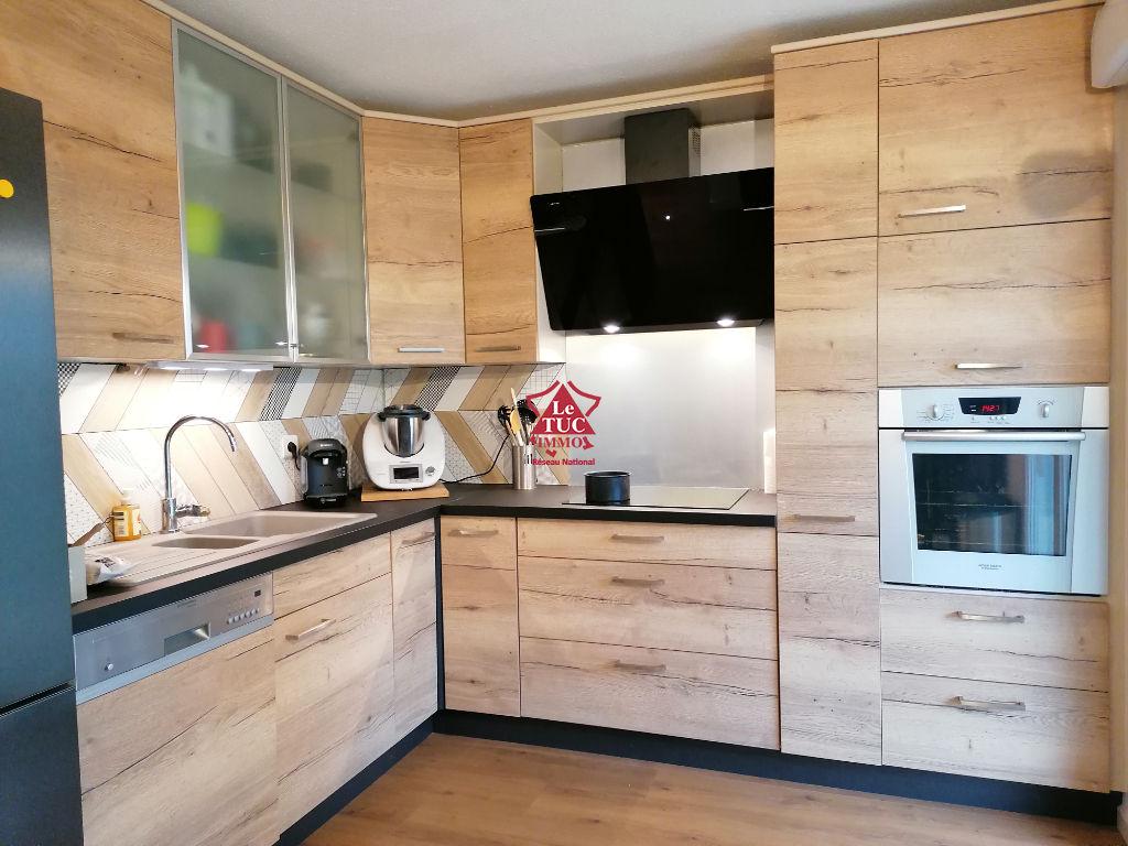Appartement Rez de Jardin Thonon Ouest 3 pièces 74 m2 + dépendances