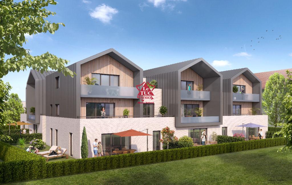 Appartement Thonon-les-Bains 3 pièce(s) 66.43 m2