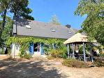 Maison Sucé Sur Erdre 6 pièces 155 m² habitables bord d'Erdre un hectare de terrain 3/7