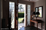 CORREZE.  Town of Correze.  Stone house with a wonderful view, 6 bedrooms (or 4 and a separate apartment). Large garage and workshop. Gardens of 1,256m2 6/18