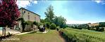 LOT ET GARONNE.  PRES BEAUVILLE  Ravissante ensemble  Grange et  petite maison en pierre, belle vues sans voisinage 1/18