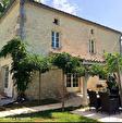 LOT ET GARONNE.  PRES BEAUVILLE  Ravissante ensemble  Grange et  petite maison en pierre, belle vues sans voisinage 5/18