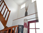 MORBIHAN, Proche Rohan, Maison mitoyenne de 4 chambres dans une village 7/17