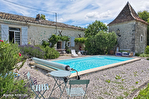 TARN ET GARONNE  LAUZERTE  Maison en pierre avec 3 chambres, piscine jolie vues 2/18