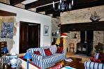 LOT, Figeac- Maison traditionnelle en pierre 180m2 ,avec grange et piscine 180 m2 5/18