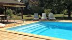 LOT, Figeac- Maison traditionnelle en pierre 180m2 ,avec grange et piscine 180 m2 15/18