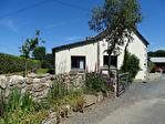 COTES D'ARMOR -KERIEN: Detached 4 bedroom house with 17856m2 of land 15/18