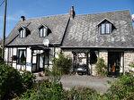 Frontière Orne/Manche - près de Sourdeval - Jolie maison indépendante de 3 chambres avec une vue magnifique sur près de 2 acres de terrain. 2/16