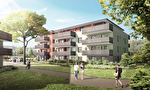 Vente d'un appartement 3 pièces (74.35 m²) dernier étage terrasse  dans programme neuf à THONON LES BAINS 2/5