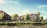 Vente d'un appartement 4 pièces (85.13 m²) dernier étage terrasse  dans programme neuf à THONON LES BAINS 4/5
