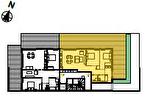 Appartement F3 à vendre à EVIAN LES BAINS 4/7
