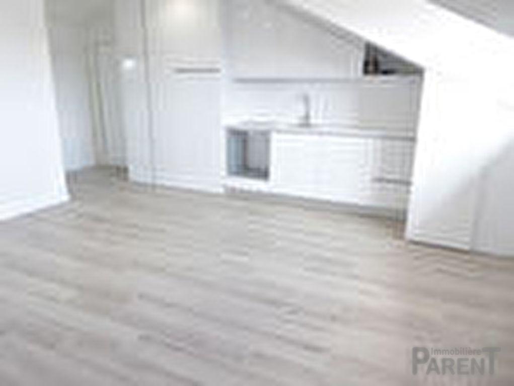 CLAMART - 2 pièces de 40,93 m² surface au sol