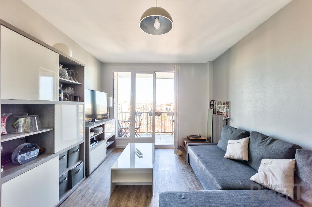 Vanves : 3 pièces 62 m² centre-ville