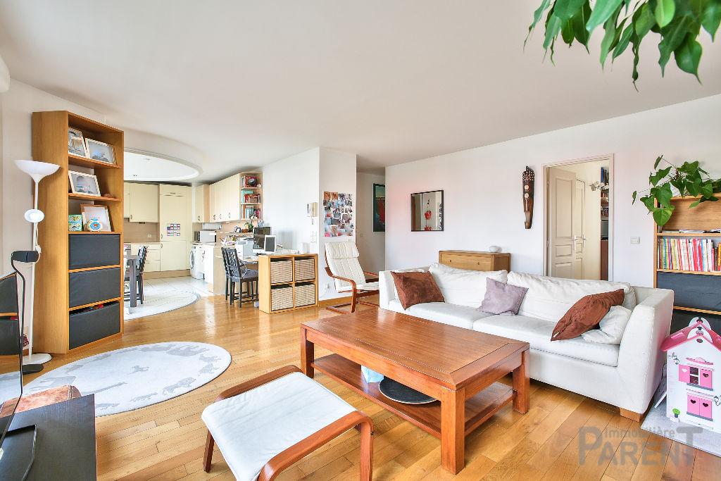 Appartement Issy Les Moulineaux 4 pièce(s) 92,36 m2