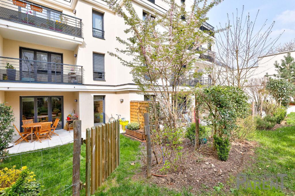 Issy Les Moulineaux - Beau 4 pièces de 89 m² avec jardin de 97 m² - Résidence de 2016