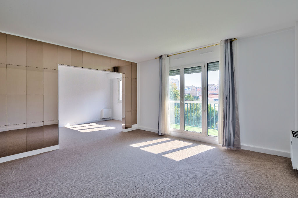 Vanves : 3 pièces - 70.84 m²