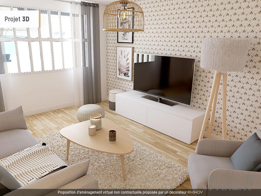 Maison Issy Les Moulineaux 145 m2 avec permis pour surélévation