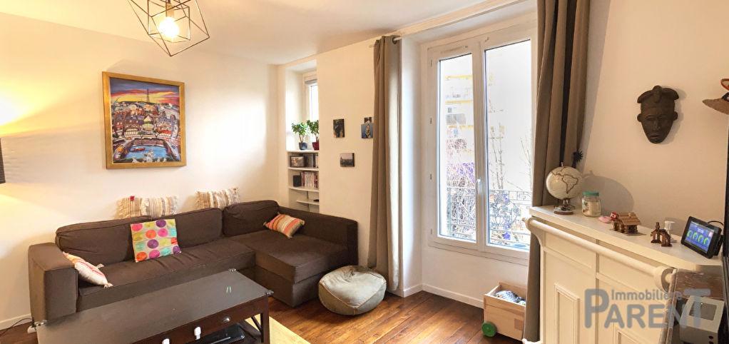 Appartement Vanves 3 pièce(s) 56 m2