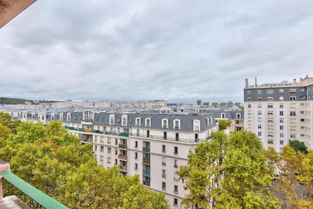 Appartement Issy-les-Moulineaux 4 pièce(s) 81.2 m2 - cave et parking
