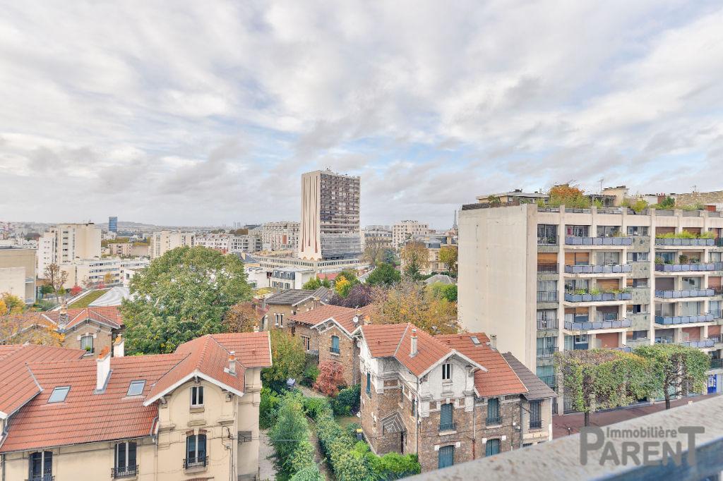 Vanves : 3 Pièces de 64m² au coeur de ville