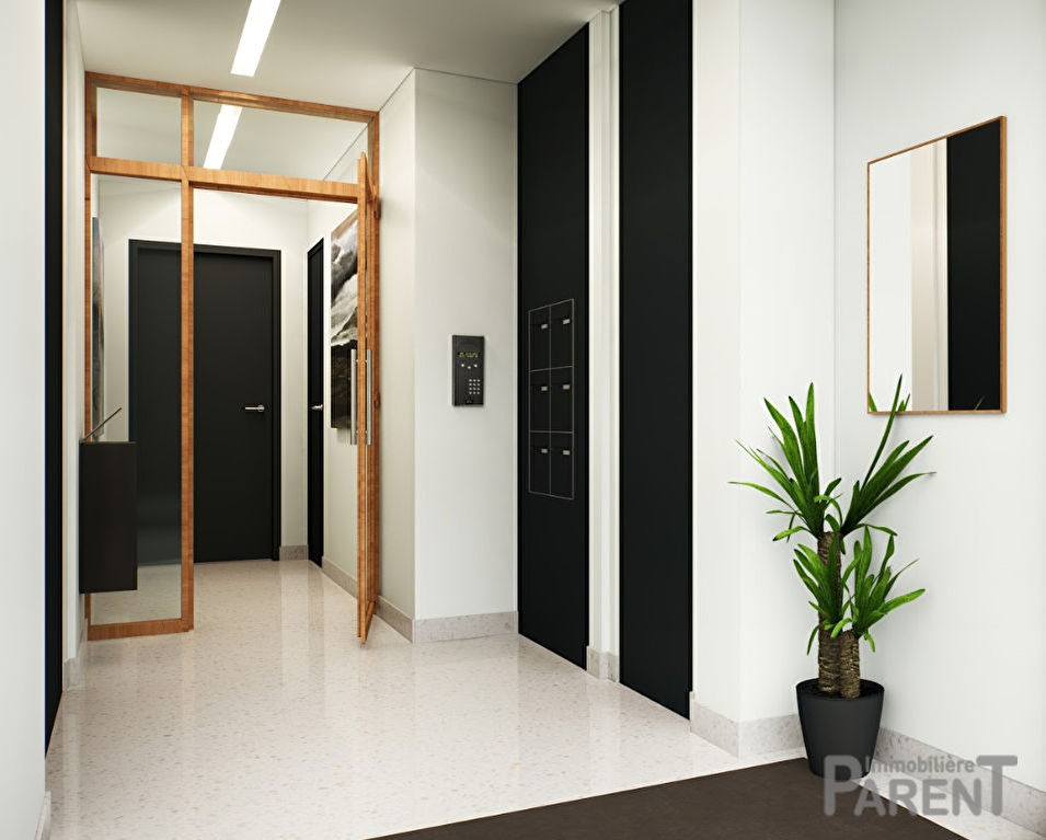 Appartement Paris 2 pièce(s) 39,65 m2