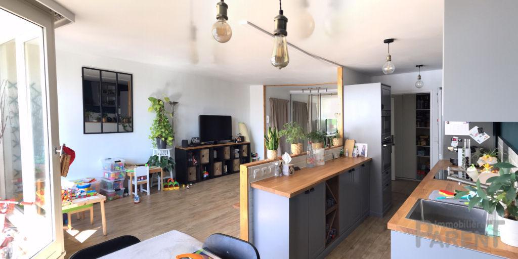 Appartement Vanves 4 pièce(s) 84.98 m2