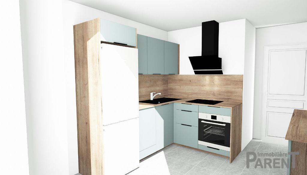 Issy - Parc Pic - Rénovation totale - Beau 3 pièces de 72.82 m2 - 1er étage - Livraison Septembre 2020