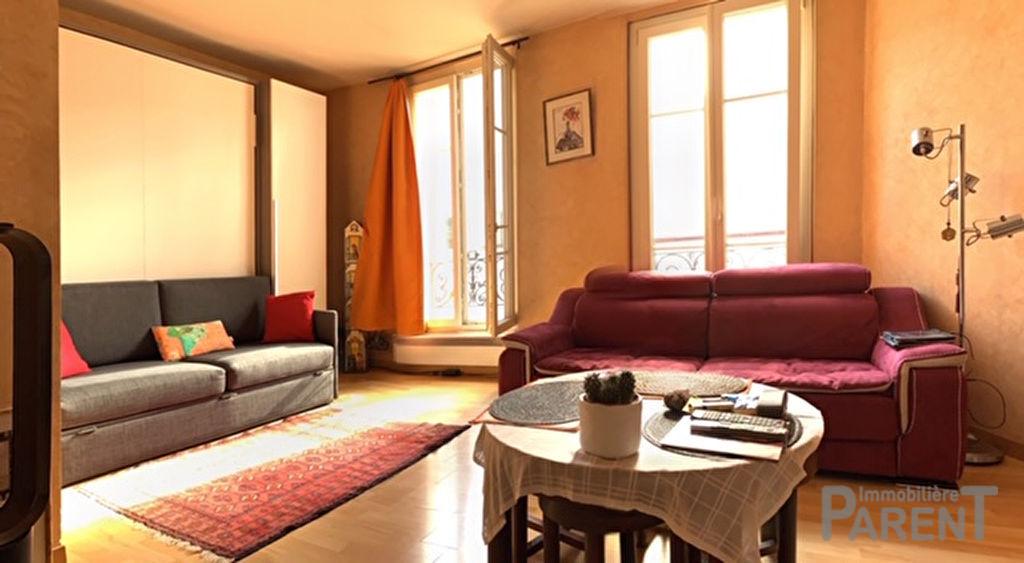 PARIS XV CROIX NIVERT STUDIO COUP DE COEUR  25.22 m²
