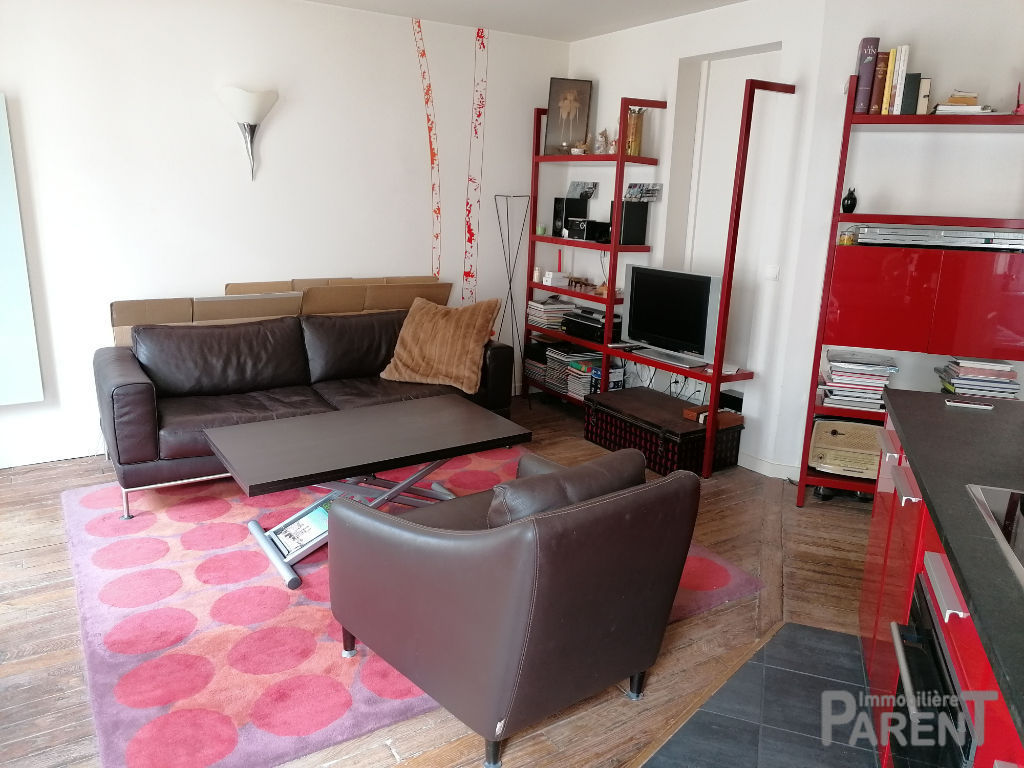 Appartement Paris 2 pièce(s) 39,17 m2